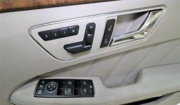 Benz E200 cgi 1.8 2011 ดำ full