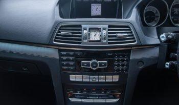 Mercedes-Benz E200 2.0 Sport Coupe ปี 2014 full
