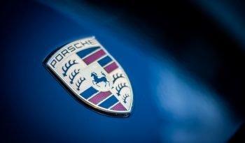 Porsche Cayman 981 full