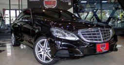 Mercedes-Benz E 200 Sedan ปี 2013